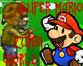 Play Super Mario Zumbi World