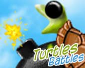 Play Turtles battles