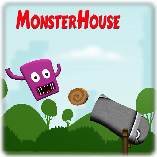 Play MonsterHouse