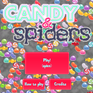 Play CANDY & spiders