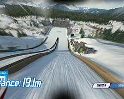 Play Ski Jump Breathing Game