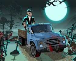 Play Zombie Truck 2