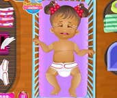 Play Baby Daisy Diaper Change