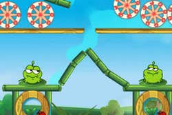 Play Green Frog Drink Water