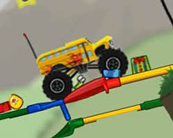 Play Toy Monster Trip 2