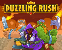 Play Puzzling Rush