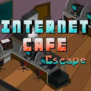 Play  Internet Cafe Escape