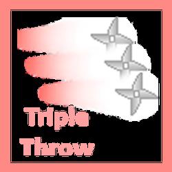 Play Triple Throw