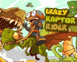 Play Crazy Raptor Rider