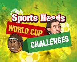 Play Sports Heads World Cup Challenges