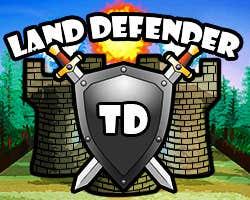 Play Land Defender TD