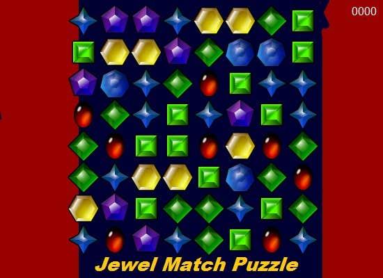 Play Jewel Match Puzzle