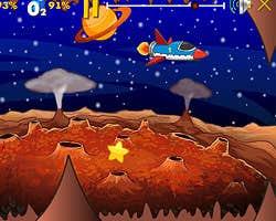 Play Cosmic danger
