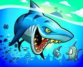 Play Rogue Sharks Arcade