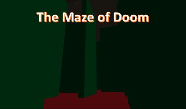 Play The Maze of Doom