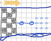 Play Pencil Racetrack