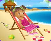 Play Baby Daisy Summer Time