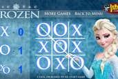 Play Tic Tac Toe Frozen Elsa