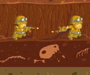 Play  Underground Gangster