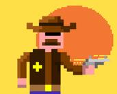 Play Pixel Cowboy