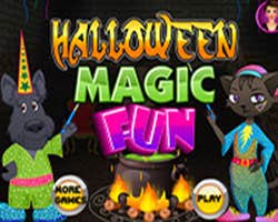 Play Halloween Magic Fun