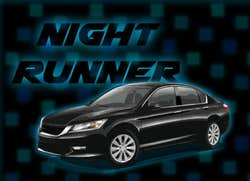 Play Night Runner Driving