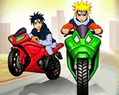 Play Naruto Moto Race