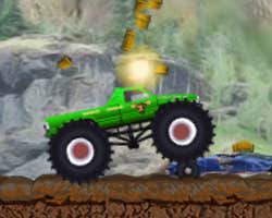Play Monster Truck Revolution