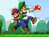 Play Mario Bros Forest Adventure