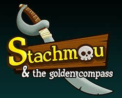 Play Stachmou and the golden compass