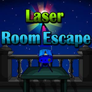 Play Laser Room Escape