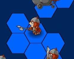 Play Hexagon Monster War
