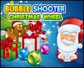 Play Bubble Shooter Christmas Wheel