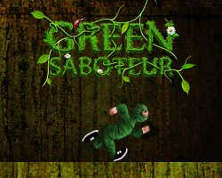 Play Green saboteur