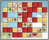 Play Christmas Maze Matching