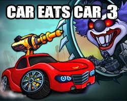Araba Yiyen Arabalar – 3