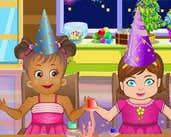 Play Baby Daisy New Year Party