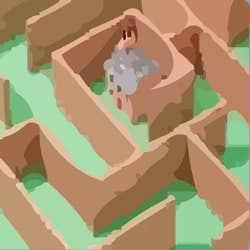 Play Randomly Maze