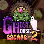 Play Ghost House Escape 2