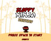 Play Sloppy Ninja - Destiny