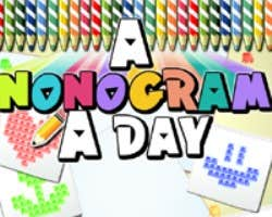 Play A Nonogram a Day