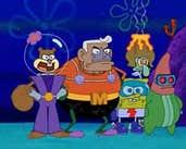 Play Cool SpongeBob Memory