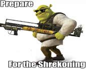 Play Shrek Defense