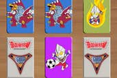 Play Ultraman Memorize Cards
