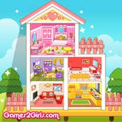 Play Doll House Design
