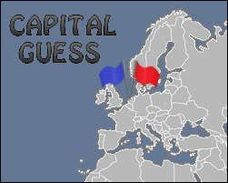 Play Bèta Test 1 Capitals of the World