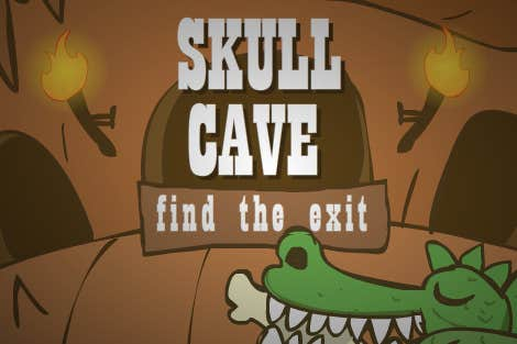 Play SKULL CAVE