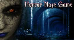 Play Horror Maze game