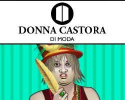 Play Donna Castora di Moda