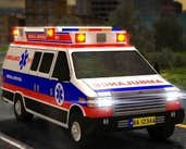 Play Medical Van 3D Parking